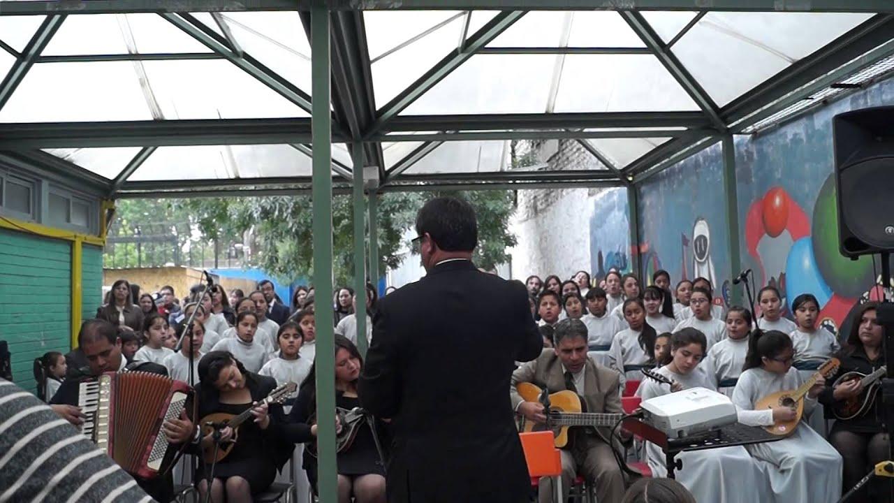 Coro de niños plantilla oficial Jotabeche en Hogar Galvarino parte 4 ...