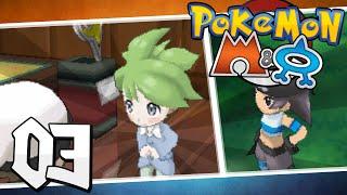 Pokémon Omega Ruby and Alpha Sapphire - Episode 3 | Petalburg Woods!