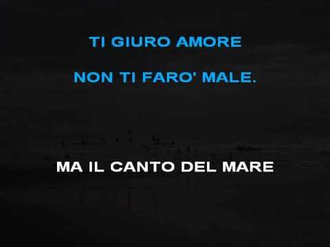 Michele Zarrillo Il canto del mare