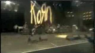 Korn-Coming Undone Live At Download 2009