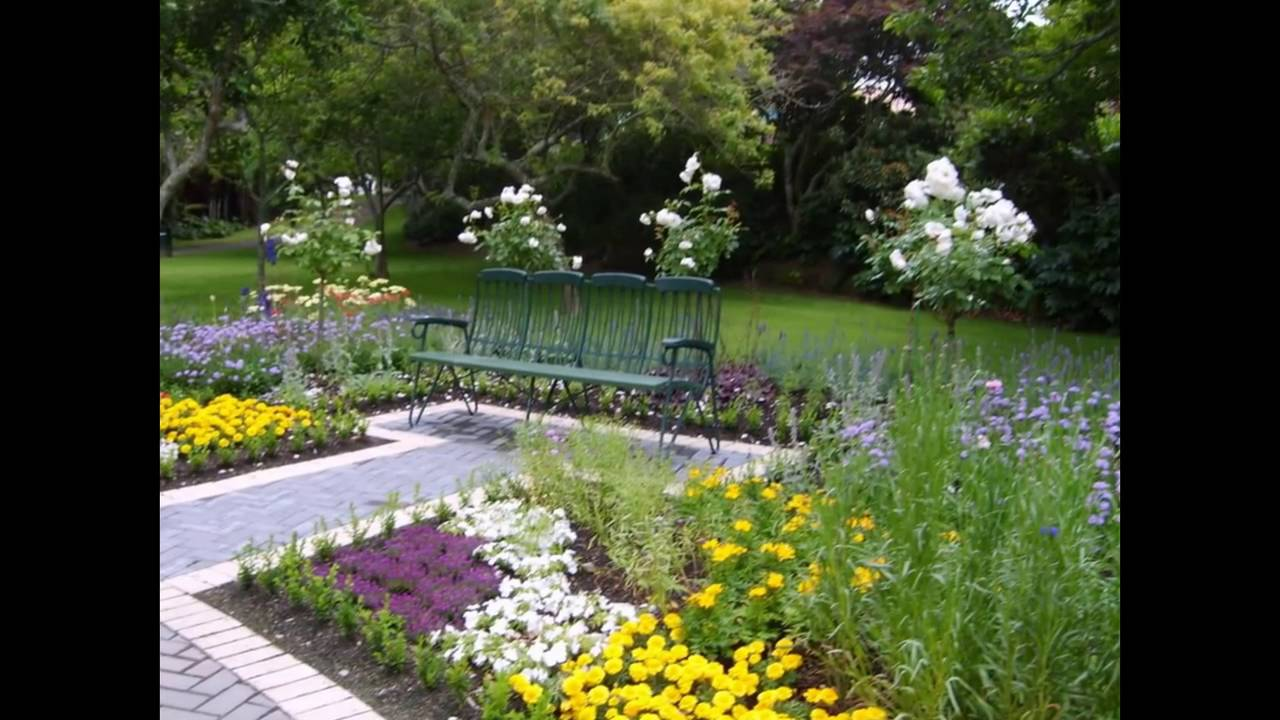 Flower Garden Designs | Perennial Flower Garden Designs