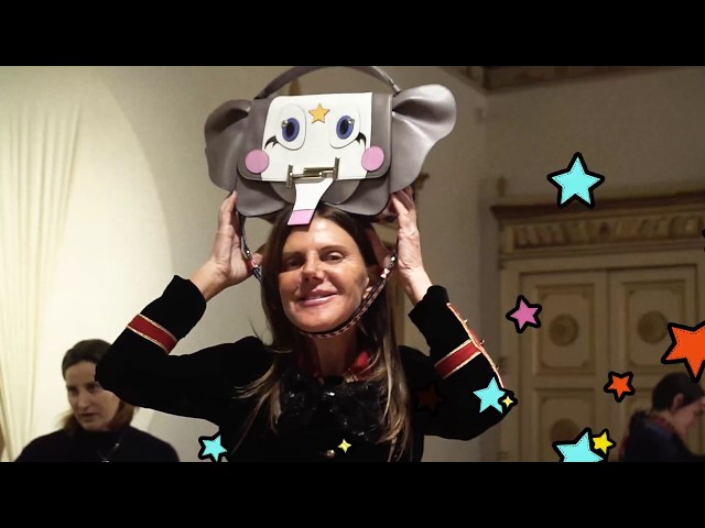 Tod's Circus Collection - Anna Dello Russo Making Of