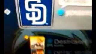 MLB San Diego Padres Avatar on PSN [review]
