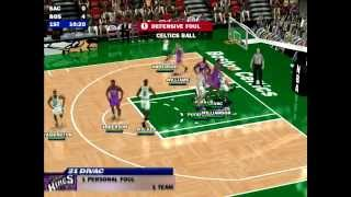 NBA Live 2000 PC gameplay