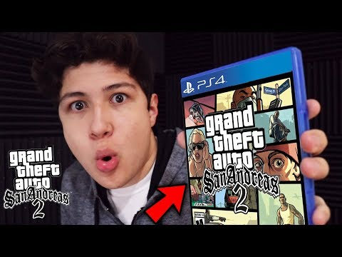 JUEGO AL NUEVO GTA SAN ANDREAS 2... GRAND THEFT AUTO SA 2019 4K thumbnail