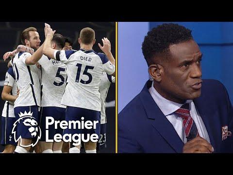 Instant reactions after Tottenham beat Manchester City | Premier League | NBC Sports