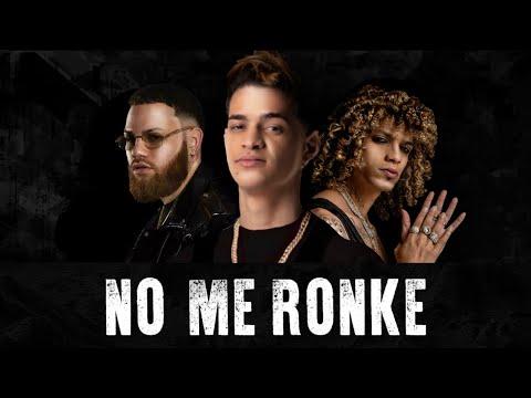 No Me Ronke