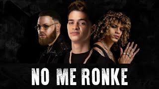 Смотреть клип Jay Menez, Miky Woodz, Jon Z - No Me Ronke