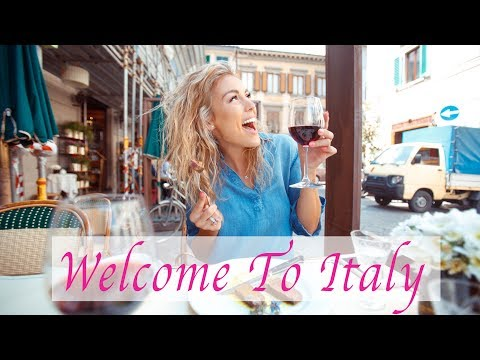 My Trip Of A Life Time | Italy