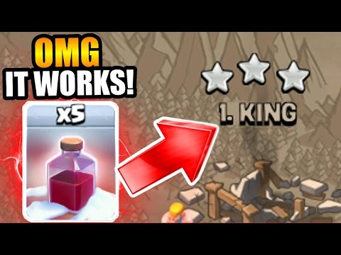 Thumbnail: THIS IS HOW YOU USE THE SANTA SPELL!! - GROUND BREAKING UPDATE GAME PLAY IN CLASH OF CLANS!