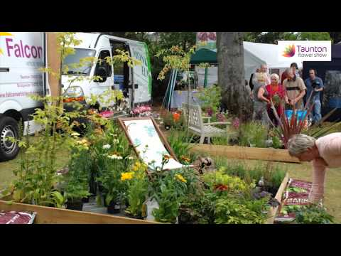 Taunton Flower Show - The Official Video