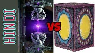 Infinity Stones vs Motherbox   Marvel vs DC   Explained In Hindi   Superherhowdown
