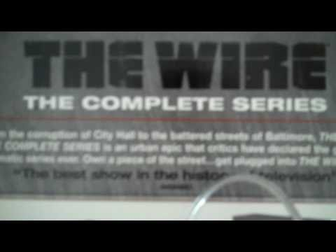 The Wire: The Complete Series Unboxing