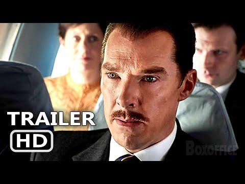 THE COURIER Trailer (2021) Benedict Cumberbatch Movie