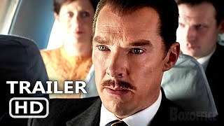 THE COURIER Trailer (2021) Benedict Cumberbatch Movie