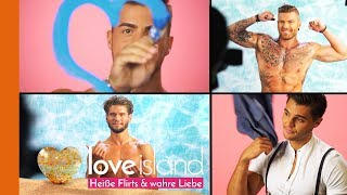 Die Jungs im Porträt | Love Island - Staffel 2