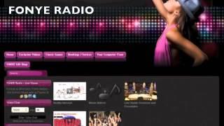 FONYE Radio Promo Video
