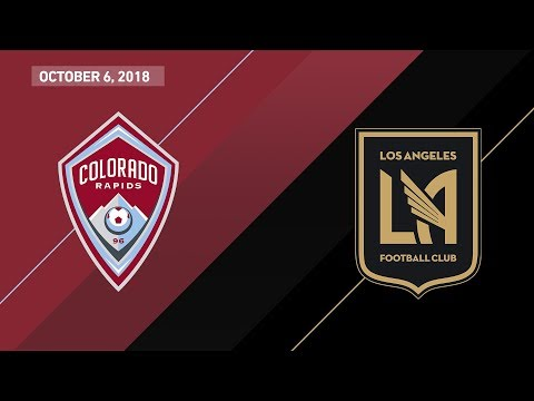 HIGHLIGHTS: Colorado Rapids vs. Los Angeles Football Club | October 6, 2018