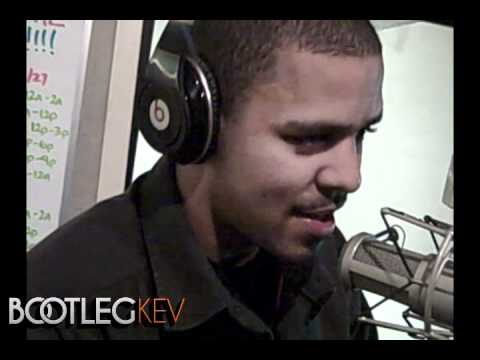 J.Cole Freestyle Over Nas Beat. CLASSIC.