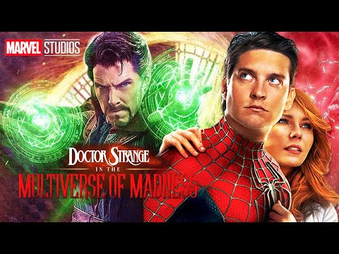 Doctor Strange 2 Announcement Breakdown - Marvel Phase 4 Spiderman Easter Eggs