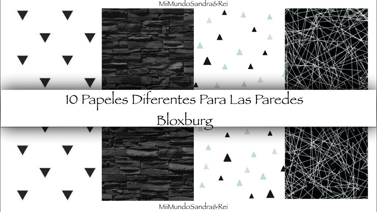 Bloxburg Wallpaper Decals How To Place Wall Decals Youtube