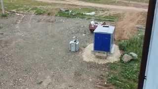 ЖК Патруши, трансформаторная подстанция(Установка трансформаторной подстанции в жилом комплексе