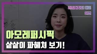 VMD 대기업 취업 꿀팁 대방출 1탄!! feat.아모…