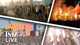 Coachella Stepping Up Their Security In Preparation | TMZ Live