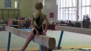 Спортивная гимнастика  Алина(2003).