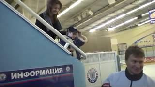 Тренировки, игры по хоккею с шайбой Mikhalchuk Vladislav
