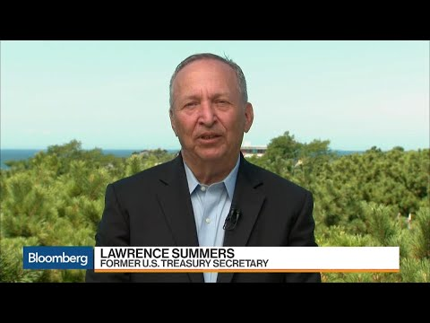 Summers on Trump's Councils, Gary Cohn and Tax Reform