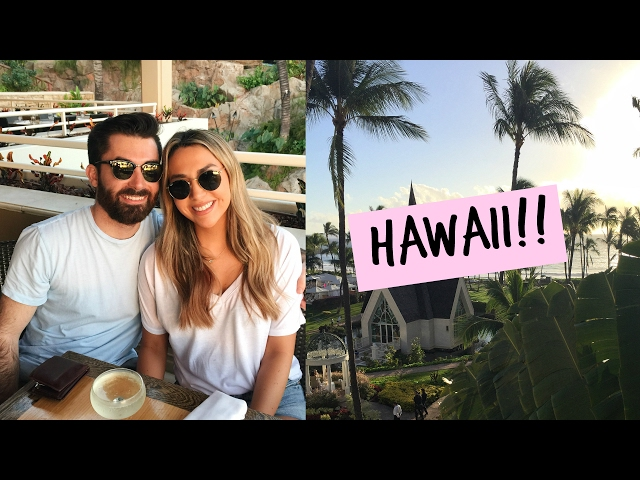 OUR HAPPY PLACE | MAUI DAY 1 & 2