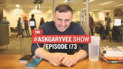 #AskGaryVee Episode 173: Book marketing, Snapchat Growth, and Tipping Points in History
