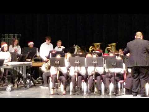 Westover Park Junior High School Winter Concert