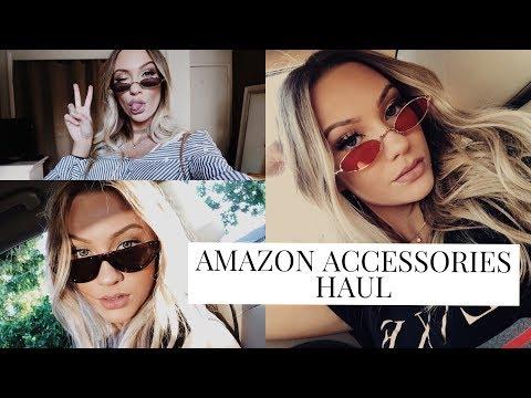 CUTE AMAZON FINDS?? // Accessory haul | Tyler Morris