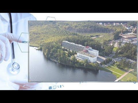Лучшие клиники России : центр  реабилитации «Озеро Чусовское»!