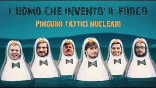 Pinguini Tattici Nucleari - L'uomo che inventò il fuoco (clip)