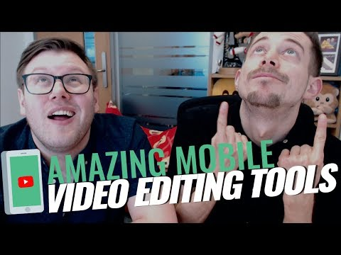 Best FREE Mobile Video Editing Apps (2018) | Andrew and Pete