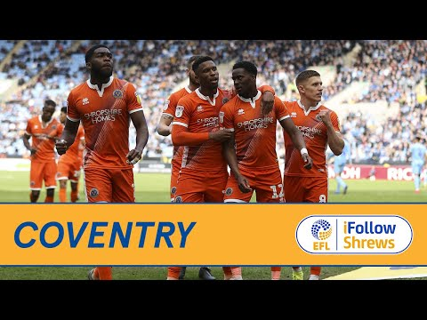 HIGHLIGHTS: Coventry City 1 Shrewsbury Town 1