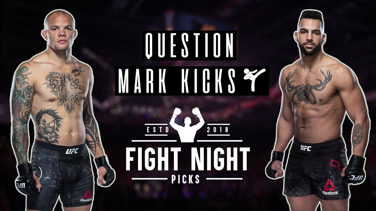 UFC Fight Night_ Smith vs Clark Results