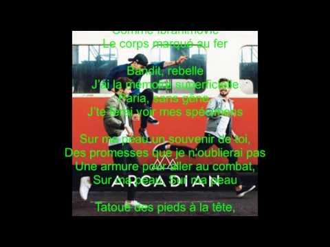 #4 Arcadian Tatoué