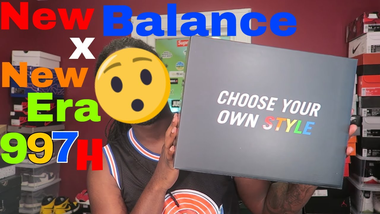 new balance x new era 997h