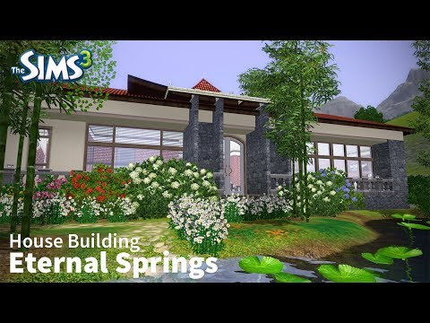 Eternal Springs | The Sims 3 House Building