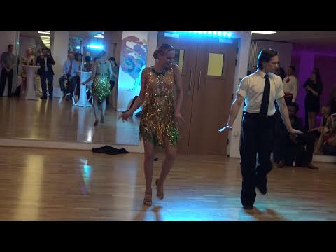 Anna Noskova & Benny Maslov Chicago at Flow Dance 2016