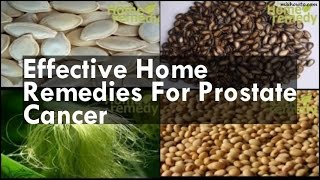 Home Reme Prostate Cancer