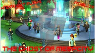 AndrewYT Plays Roblox #206 / MeepCity / Ghost Glitch
