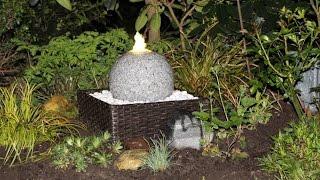Gartenbrunnen anlegen - NewWonder555
