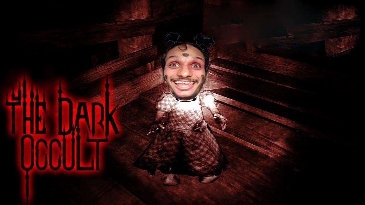 The Dark Occult Live Hyper King Telugu Gamer live stream #hyperkingtelugugamer