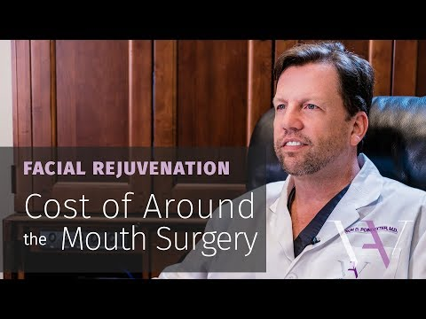 How Much Does Around the Mouth Surgery Cost