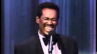 Luther Vandross - A house is not a home.